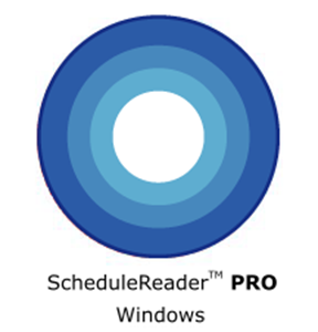 Picture of ScheduleReader™  PRO - Perpetual Licence With 1 Year SMA